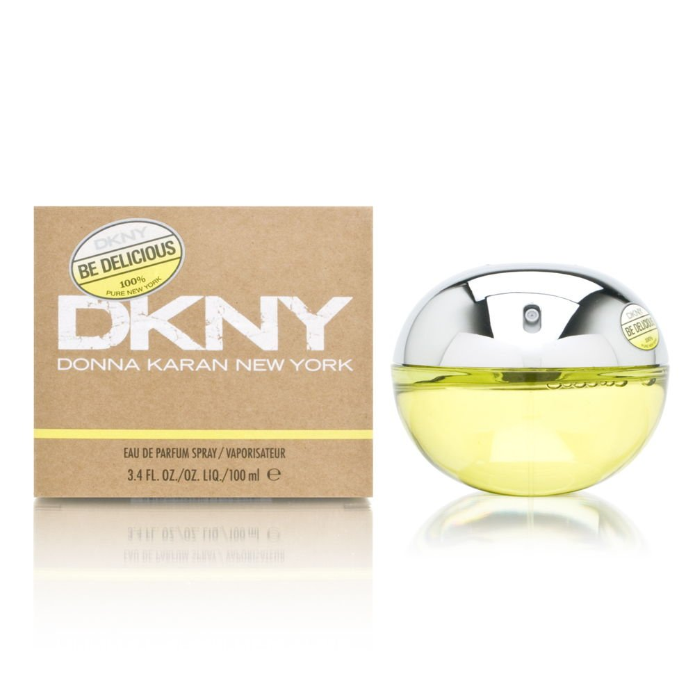 Donna Karan Max 80% OFF BE DELICIOUS EDP Max 78% OFF OZ 3.4 SPRAY Women's-
