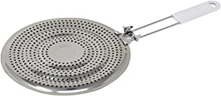 Heat Diffuser for Gas Stove or Electric Stove, Flame Guard Simmer Plate - by Home-X