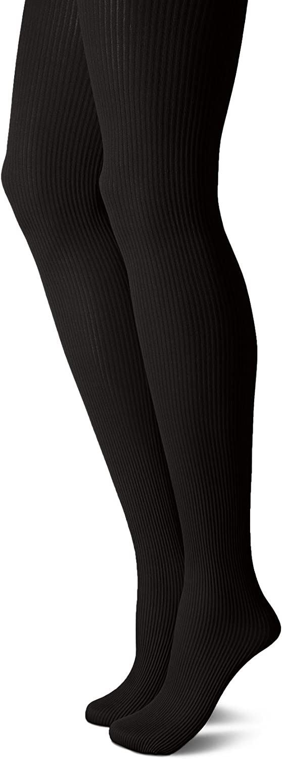 Berkshire The Easy On! Rib Texture Plus Size Tights