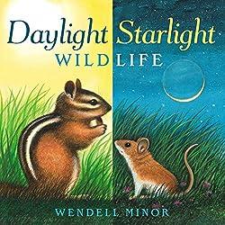 Daylight Startlight Wildlife - Preschool science books
