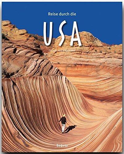 Reise durch die USA - Ein Bildband mit über 180 Bildern - STÜRTZ Verlag