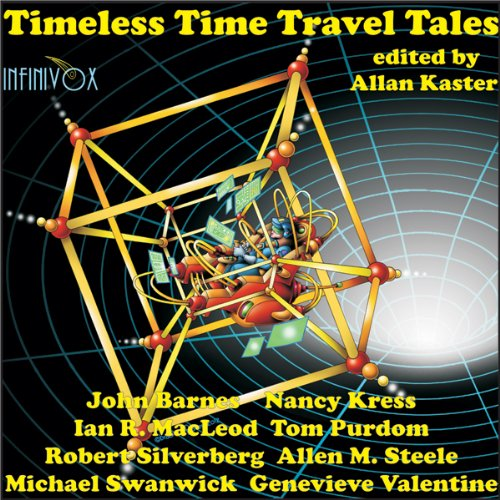 Timeless Time Travel Tales audiobook cover art