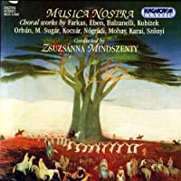 Choral Works By Ferenc Farkas,