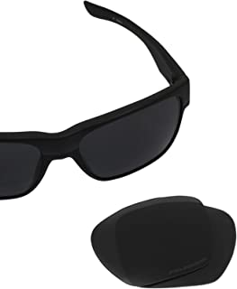 b58634458eb5 COLOR STAY LENSES 2.0mm Thickness Polarized Replacement Lenses for Oakley  TwoFace XL 009350 Black
