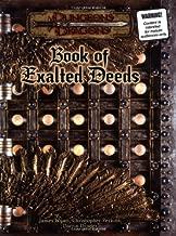 Best book of exalted deeds Reviews