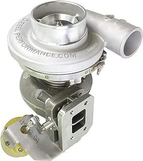 BD Diesel 1044105 Track Master Turbine Diverter Valve Upgrade T4-T4 Mounting Incl. TDV Valve T4-T4/T4 Gasket/Wastegate Tubing/Nut/Stud/Spring Clamp Track Master Turbine Diverter Valve Upgrade