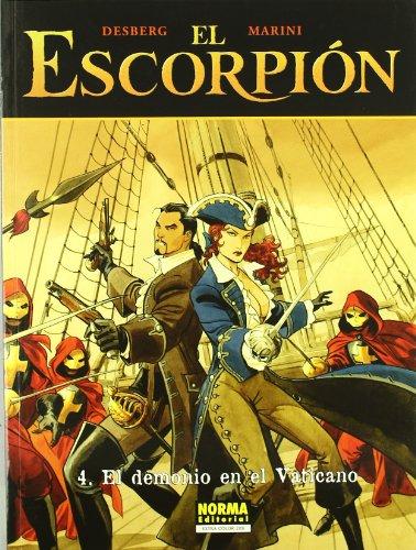 EL ESCORPIÓN 04: EL DEMONIO DEL VATICANO