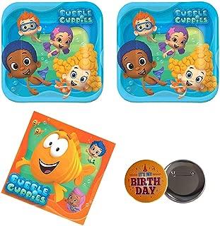 Best bubble guppie plates Reviews