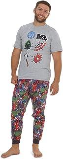 Marvel Conjunto de Pijamas para Hombres Black Widow | Ropa