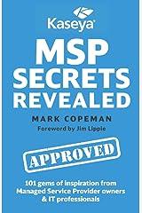 Kaseya's MSP Secrets Revealed Paperback