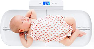 KUBEI Baby Scale, Digital Scale for Pets, Toddler Scales for Measure Babies Weight and Height, Precision Digital Pet Scale with kg/lb/oz, Holding Function