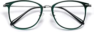 Fashion Square Blue Light Glasses for Women Computer...