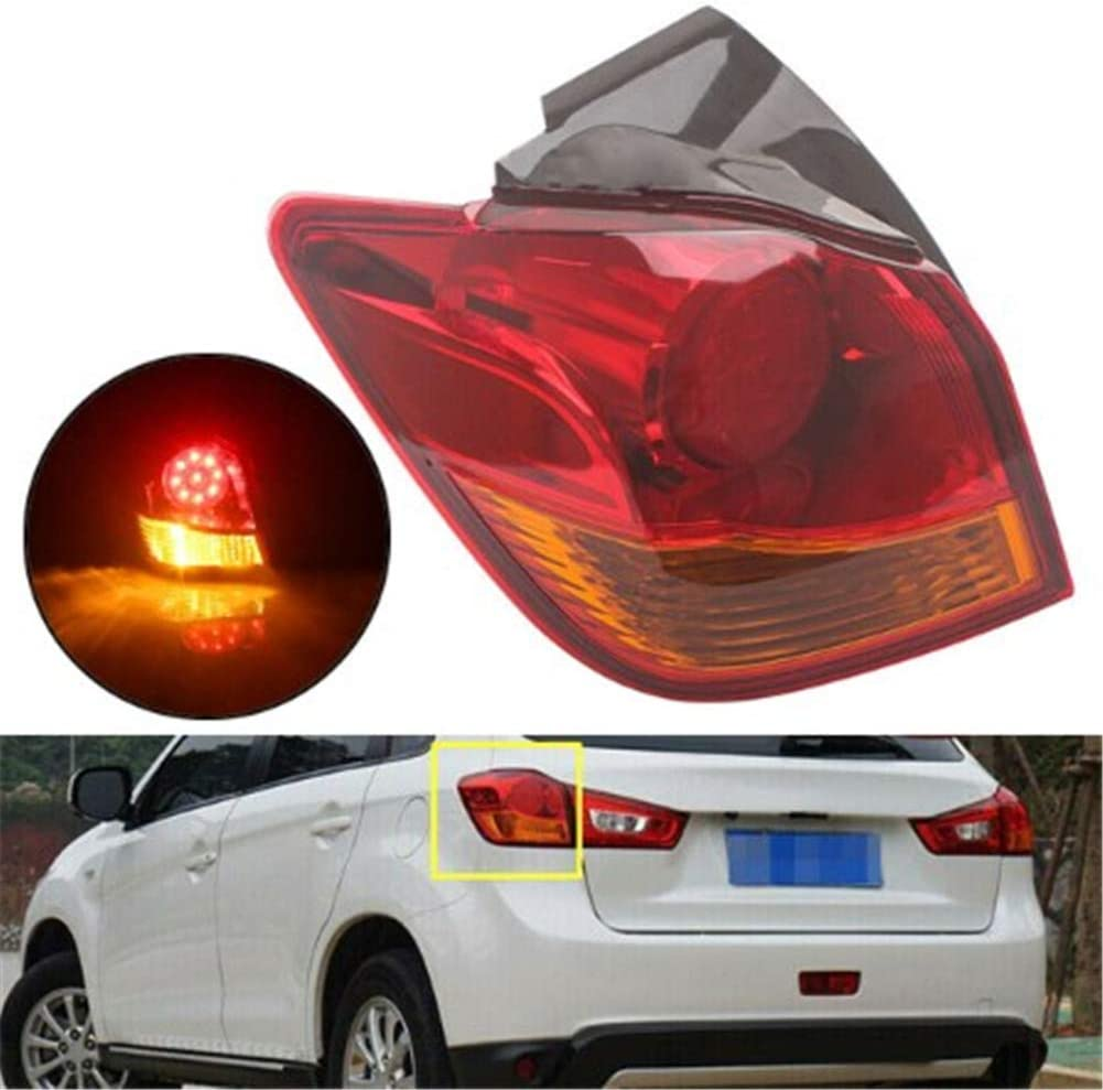 Clidr 40% OFF Cheap Sale Outer Tail light Signal Lamp Mitsubishi ASX Ranking TOP13 2012 -2016 For