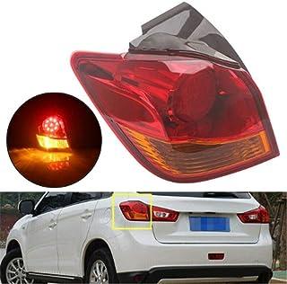 Clidr Outer Tail light Signal Lamp For 2012 -2016 Mitsubishi ASX RVR Outlander Sport GAXW GA6W GA6W Rear Driver Side Stop Brake Light (Left)