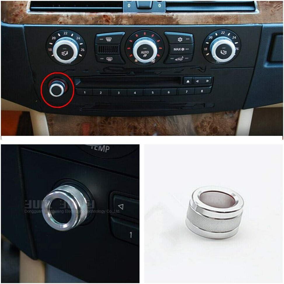 Genuine Radio Volume Control Rotary Knob CHAMP BMW 5 6 Series E60 E63 2003-2010