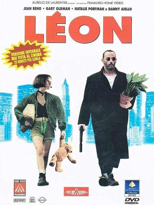 Dvd - film - leon - attori - reno/oldman B000SL1VL8