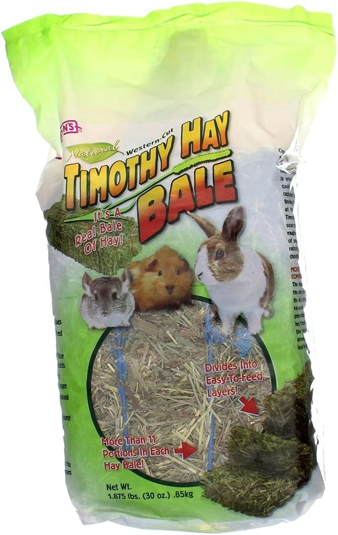 F.M. Browns Wildbird Falfa Ranking TOP19 Cravins Timothy Animal Bale Hay Small Max 85% OFF