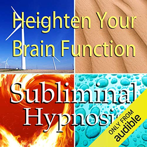 Heighten Your Brain Function Subliminal Affirmations cover art