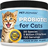 Best Probiotic For Cats - PetUltimates Probiotics for Cats - 20 Species Review