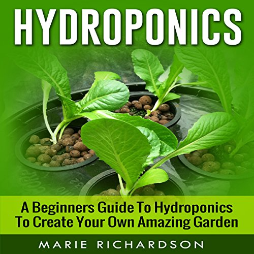 Hydroponics audiobook cover art
