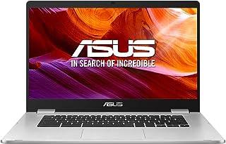 "ASUS Chromebook Z1500CN-EJ0165 - Ordenador portátil de 15.6"" FullHD (Intel Pentium N4200, 8GB RAM, 64GB EMMC, Intel HD Gra..."