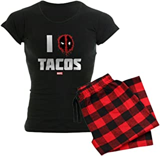 Deadpool Tacos Women's PJs