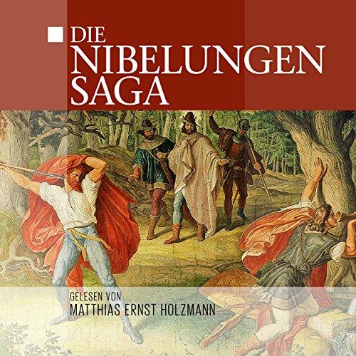 Die Nibelungensaga cover art