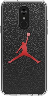 LG Stylo 4 Case, Stylus 4 Case, Ailiber Basketball Shot Sport Dunk MJ Black Slim Fit Anti Scratch Shock Proof Fingerprint Lightweight Soft TPU Protector Cover for LG Stylo4 Stylus4 6.2in - Basketball