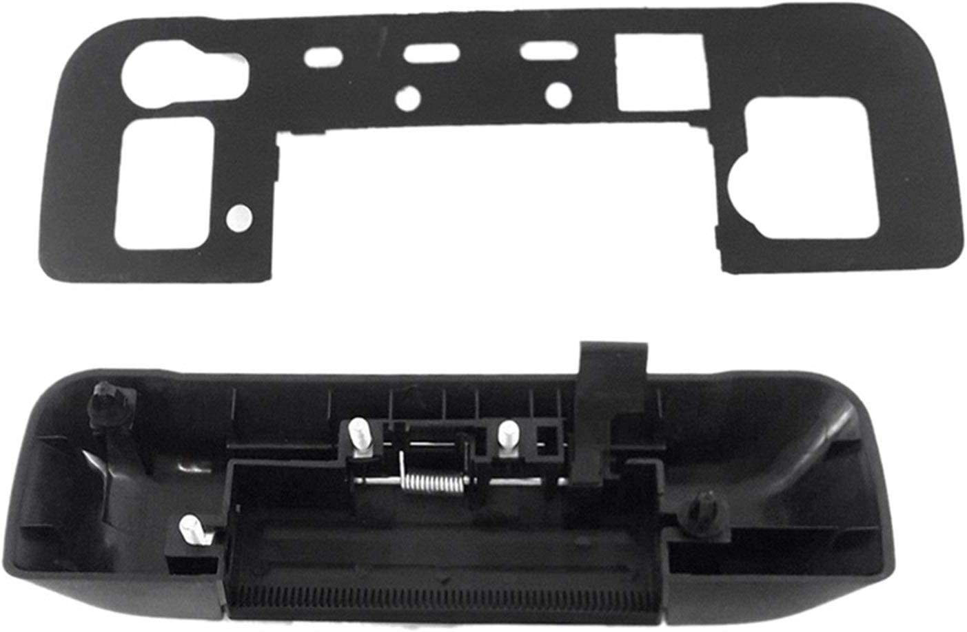 Color : Black SHOUNAO Hinten Au/ßen Au/ßen Tailgate Trunk T/ürgriff gepasst for Suzuki Vitara Grand Vitara 1998-2005 8285065D125Pk 82850-65D13
