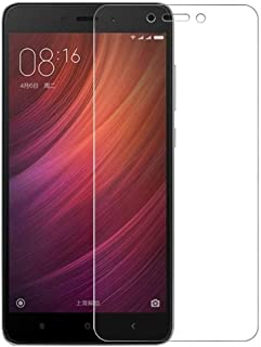 Xiaomi Redmi 4X Screen Protector Ultra Thin Tempered Glass 9H Hardness HD Clear Screen Resistant Cover for Xiaomi Redmi 4X...