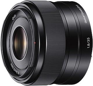 ソニー 単焦点レンズ E 35mm F1.8 OSS ソニー Eマウント用 APS-C専用 SEL35F18