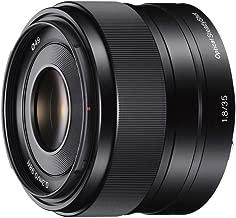 ソニー SONY 単焦点レンズ E 35mm F1.8 OSS ソニー Eマウント用 APS-C専用 SEL35F18