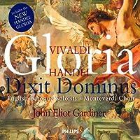 Vivaldi - Gloria ツキ Handel - Gloria ツキ Dixit Dominus / English Baroque Soloists ツキ Monteverdi Choir ツキ Gardiner (2001-11-13)