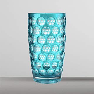 Mario Luca Giusti Set 6 Lente High Glass Turquoise