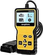 kungfuren OBD2 Scanner, Universal OBD2 Code Reader Car Automotive Check Engine Light..