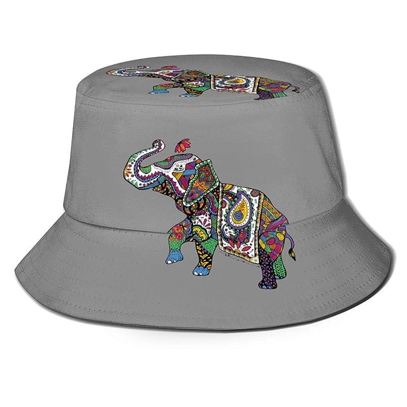 性能自分の郡インドの神様 ガネーシャ ユニセックス漁師の帽子,軽量、通気性、そして折りたたみ式。 顔を変更するシンプルでクラシックな、紫外線からあなたの肌を保護します。