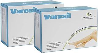 Varices - 2 Varesil Pills: Pastillas para prevenir las varices