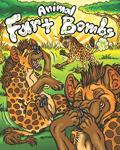 Animal Fart Bombs: Farting Animals Coloring Book for Kids & Adults with Activities, Bookmarks, a Board Game, & Even Card Games!