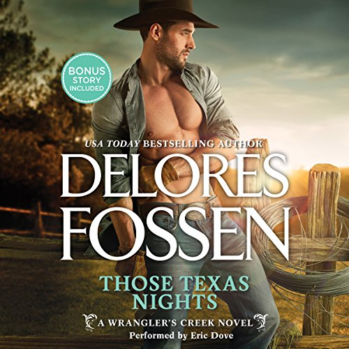 Couverture de Those Texas Nights