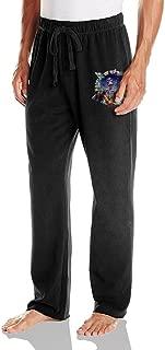 Grateful Dead Queen Of Spades Men' Long Sweatpants Tracksuit Bottoms Adult Jogging Pants