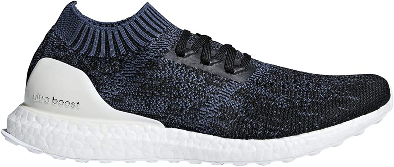 Adidas Men's Ultraboost Uncaged TECH Ink Black White shoes - CM8278