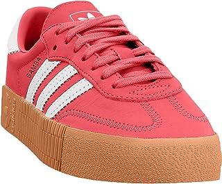 adidas Superstar W, Chaussures de Sport Femme Rouge