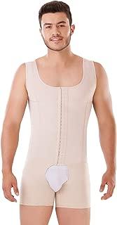 Fajas Colombianas para Hombres Mens Girdle High Compression Garmen Shapewear Body Shaper for Men