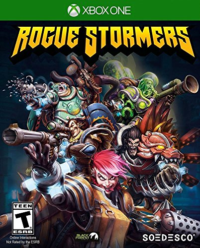 ROUGE STORMERS - ROUGE STORMERS (1 Games)