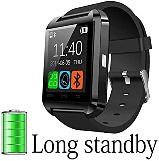 DOESIT Smart Watch,Touch Screen Bluetooth Smart Watch with Sleep Monitoring Heart Rate..