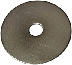 Type 18-8 Stainless Steel Fender Washers Size 1/4