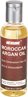 MENSOME Moroccan Argan Oil For Hair And Skin(100 Ml)