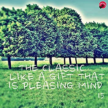 The Classic Like a Gift That is Pleasing Mind 15