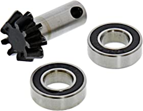 HPI 1/8 Savage XL Flux Pinion Bevel Gear & BEARINGS9T Front Rear Differential