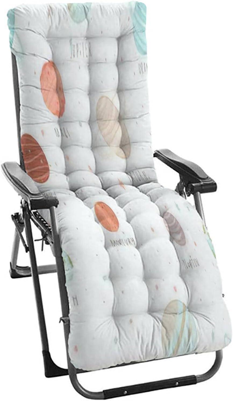 Sun Loungers Cushions Zero Gravity Max 88% OFF Patte Seamless Chairs Rare Cushion